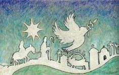 أطفال بيت لحم يلعبون دورا محوريا في خطاب  المعايدة لمجلس الكنائس العالمي بمناسبة عيد المسيح