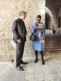 مجلس الكنائس العالمي: ممارسات السلطات الإسرائيلية تجاه قيادة مجلس الكنائس العالمي ممارسات ظالمة وتمييزية وقائمة على معلومات خاطئة