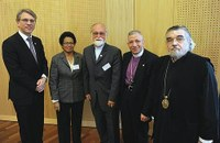 Church in Jordan and the Holy Land becomes WCC member