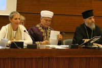 Dialogue between faiths in Cyprus discussed as vital model