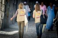 EAPPI משמשת כמשכינת שלום עולמי, אומר הרכז היוצא