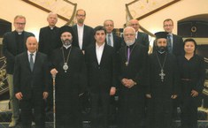 Ecumenical delegation visits Iraq, addresses displacement of religious and ethnic minorities