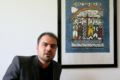 Muslim scholar from Iran grateful for interfaith experience