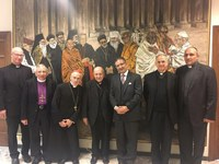 Post-Reformation unity commended in Vatican City