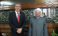 WCC general secretary and Egypt's Grand Mufti promote dialogue for peaceful relations