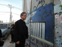 WCC general secretary reflects on peace in Palestine and Israel