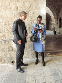 WCC: Israeli action towards WCC leadership unjust, discriminatory and misinformed
