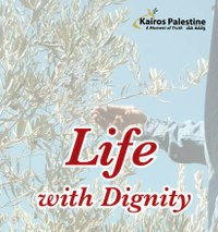 New book from Kairos Palestine