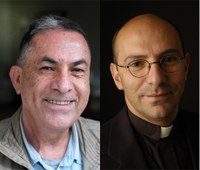 Palestinian pastor  and Israeli journalist win Olof Palme Prize