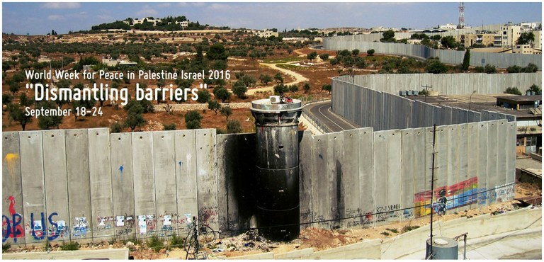 Message: It's Time For Palestine — PIEF